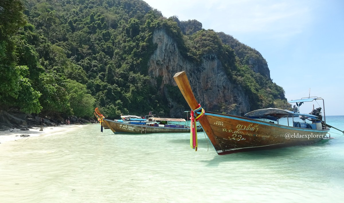 #experience THAILAND with a stranger-travel  buddy